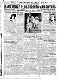 Front Page March 2, 1934.