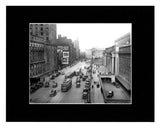 Image of Matted: Front Street and Union Station photograph