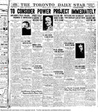 Front Page January 11 1924