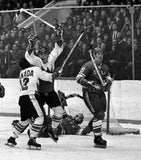 Image of Paul Henderson Winning Goal 1972 photograph