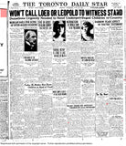 Front Page July 26, 1924