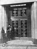 Stock Exchange doors