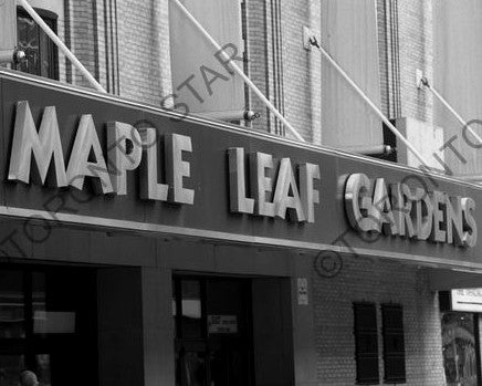 Maple Leaf Gardens, 1998