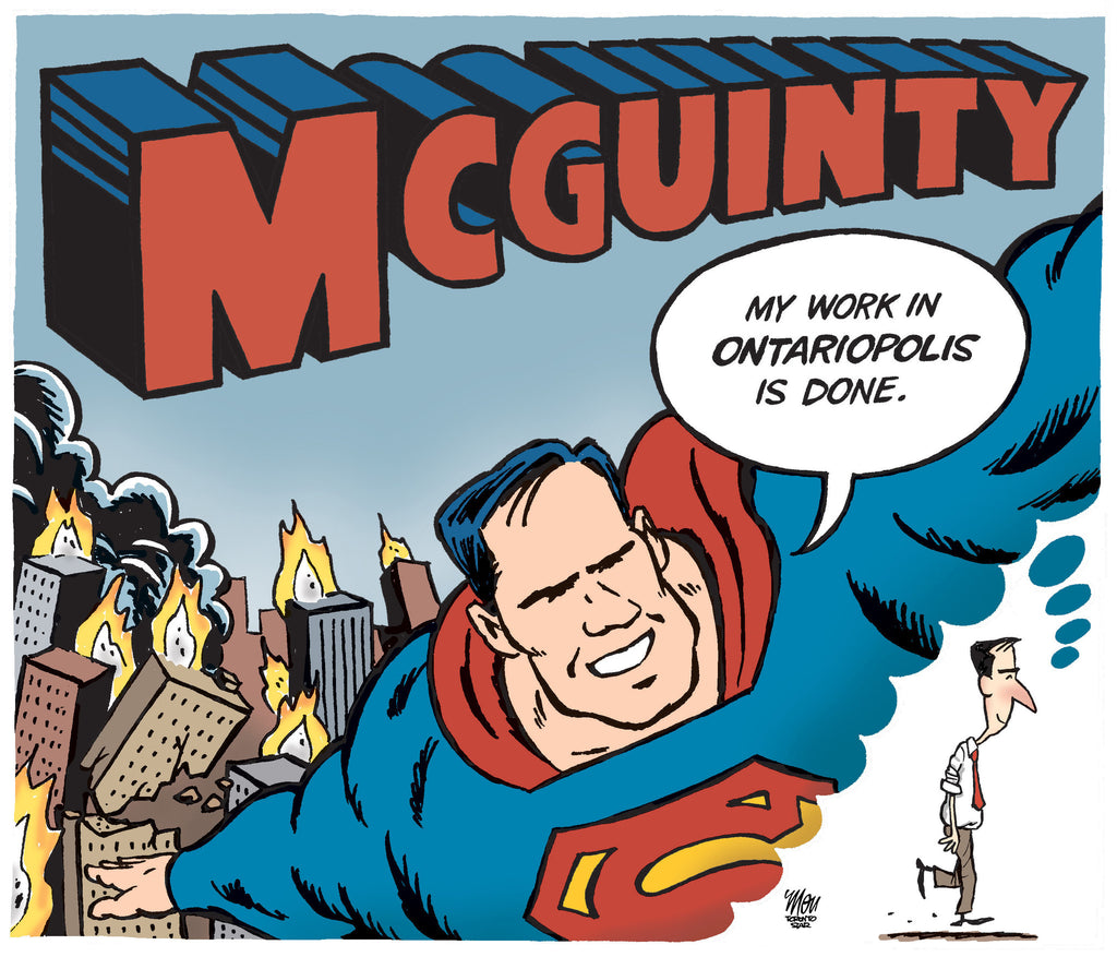 McGuinty Cartoon