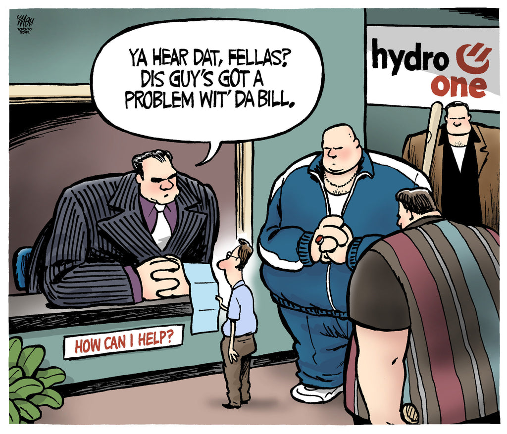 Hydro One complaints