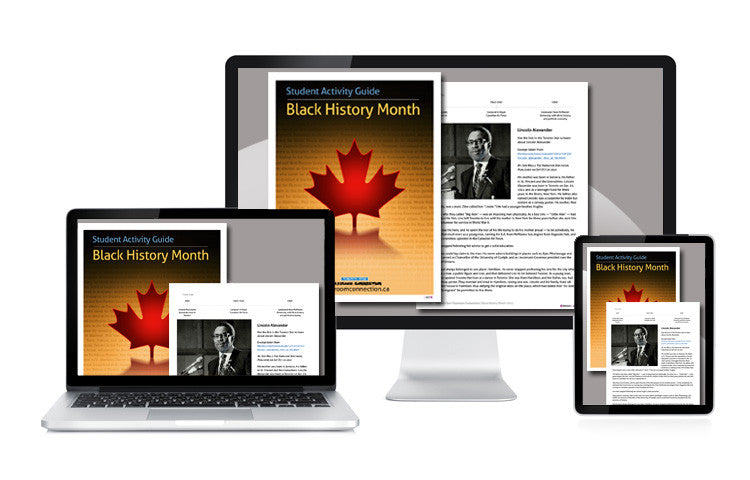 Black History Month Online Resource