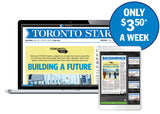 2020-21 Toronto Star Classroom Connection ePaper Offer