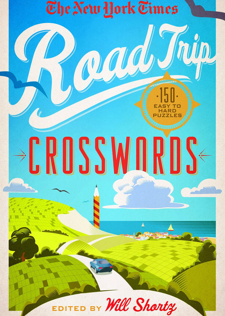 The New York Times Road Trip Crosswords