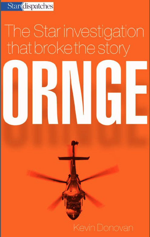 Image of Ornge book cover