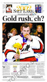 Image of Gold Rush, Eh - 2002 page reprint