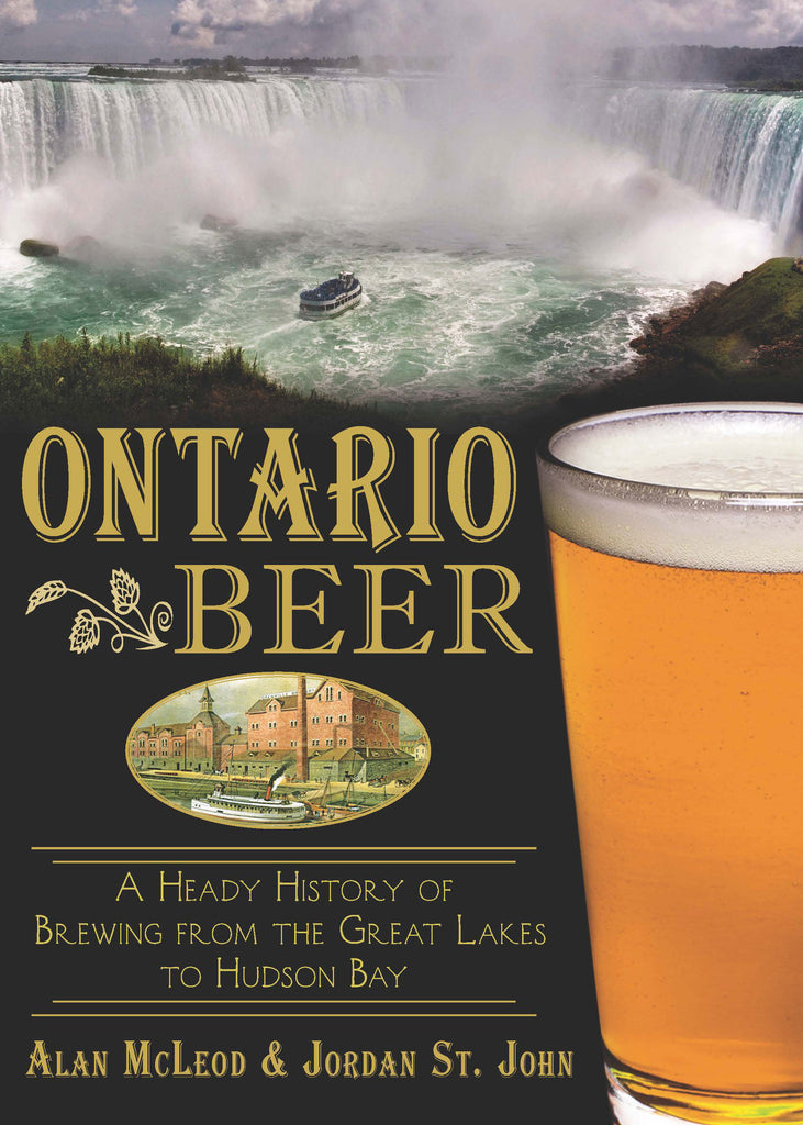 Image of Ontario Beer book cover