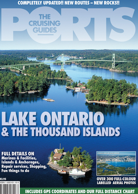 Image of Ports Cruising Guides: 2012 Lake Ontario Edition book cover