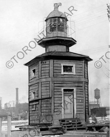 Queen's Wharf Lighthouse, 1920s