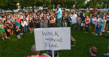 Christie Pits Protest photograph
