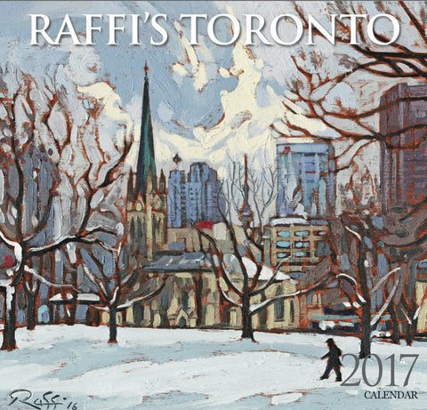 Matted: Raffi's St. James Park