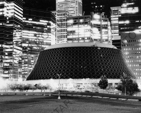 Roy Thomson Hall at Night