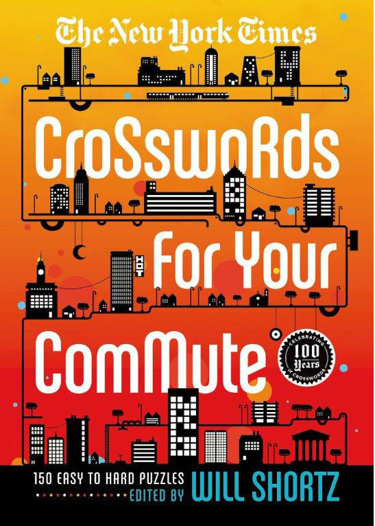 Image of NYT Crosswords For Your Commute book cover