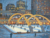 Raffi - Skating Nathan Phillips Square