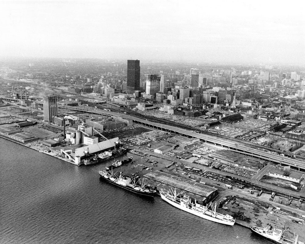 Toronto Waterfront 1970