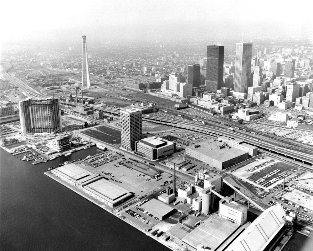 Toronto Waterfront 1973