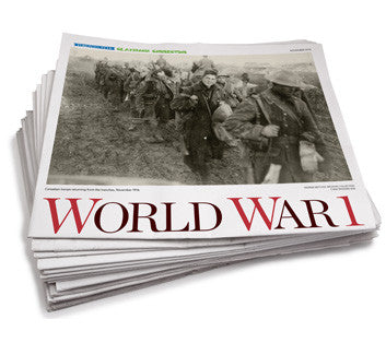 Remembering World War 1
