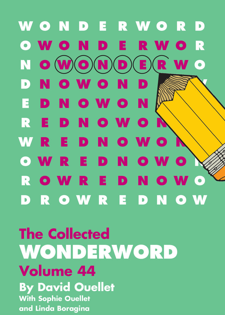 The Collected Wonderword - Volume 44