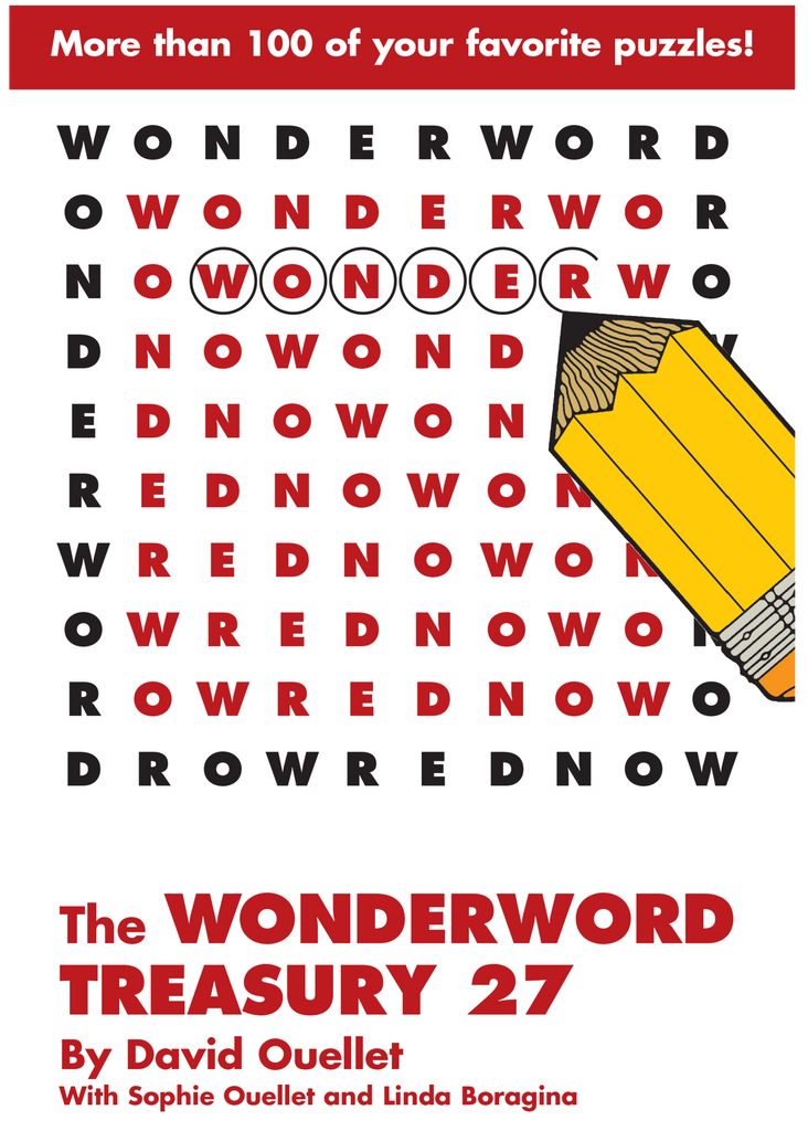 Wonderword Treasury 27