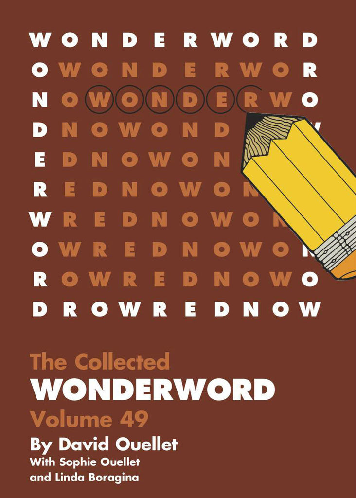 The Collected Wonderword - Volume 49