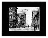 Image of Matted: Yonge & Queen, 1911 photograph