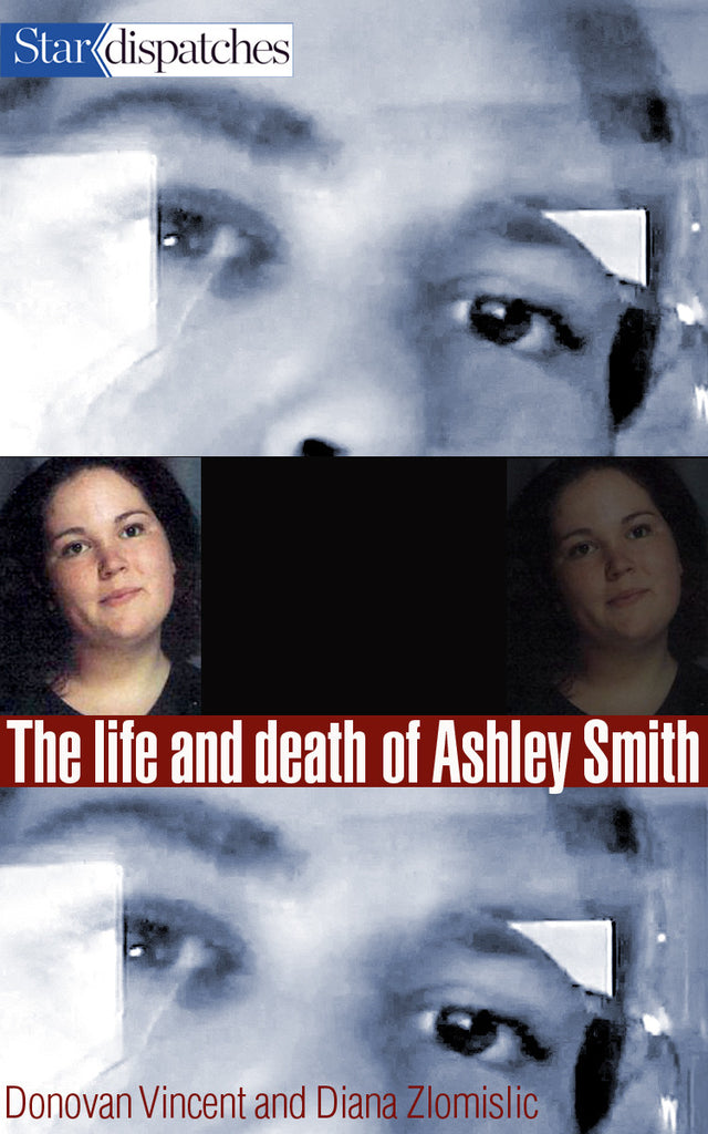 Image of The Life and Death of Ashley Smith book cover