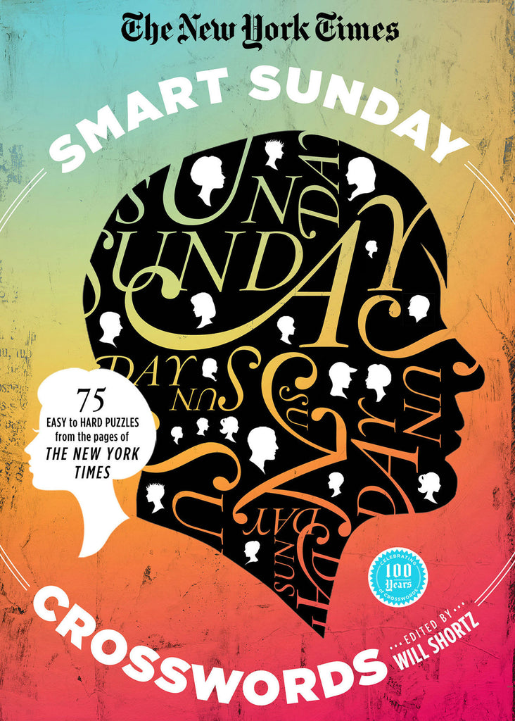 Image of The New York Times Smart Sunday Crosswords book cover