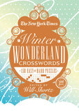 Image of The New York Times Winter Wonderland Crosswords book cover
