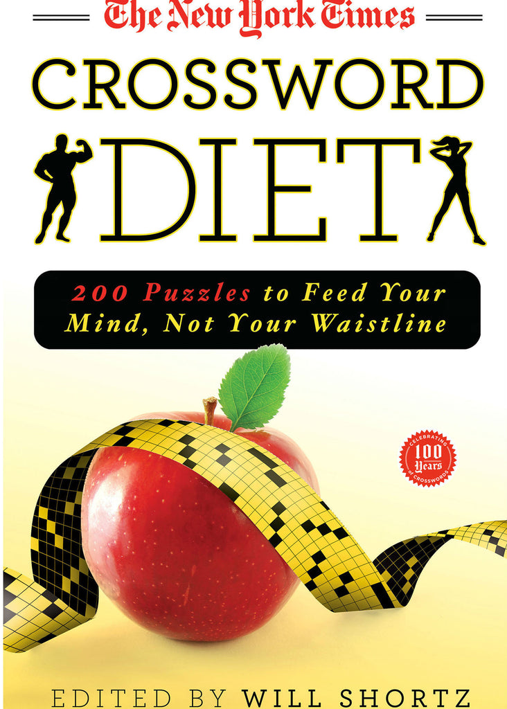 Image of The New York Times Crossword Diet book cover