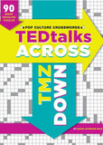 Image of TEDtalks Across/TMZ Down Crossword Puzzles book cover