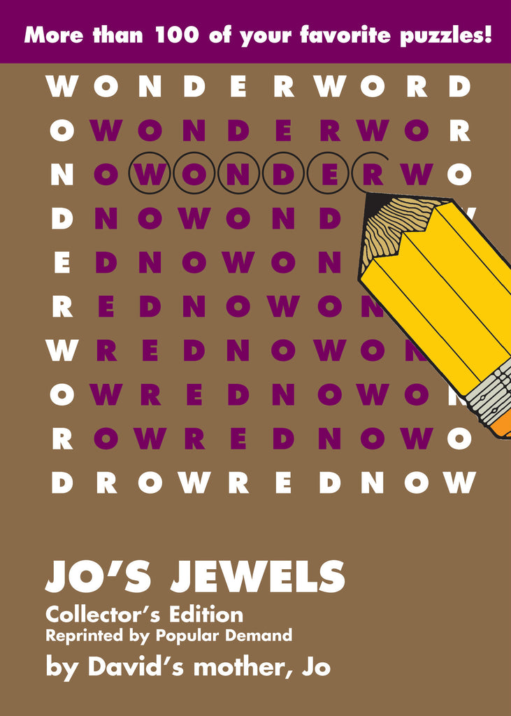 Wonderword Treasury 23 Jo's Jewels – Collector's Edition