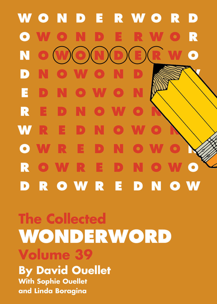 Image of The Collected Wonderword - Volume 39