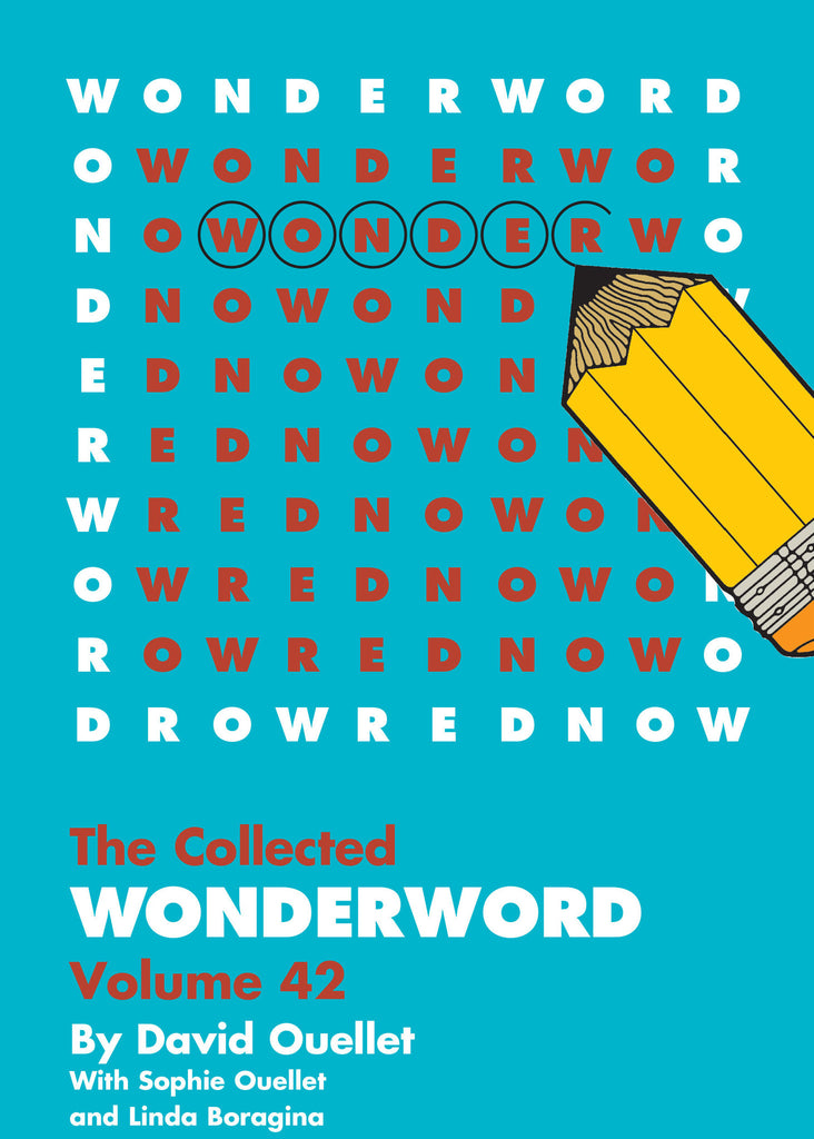 The Collected Wonderword - Volume 42