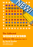 The Collected Wonderword - Volume 43 – Celebrities Vol. 4
