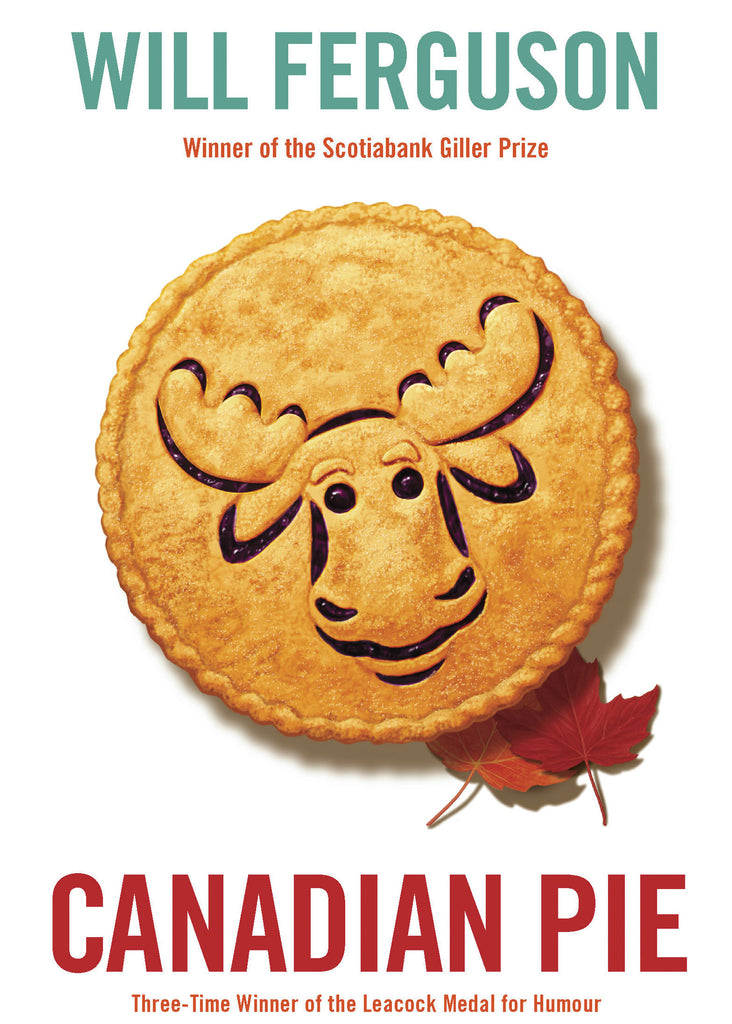 Image of Canadian Pie book cover