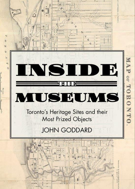 Image of Inside the Museums book cover