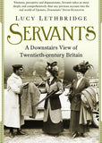 Image of Servants book cover