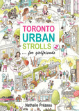 Image of Toronto Urban Strolls 2... for Girlfriends book cover