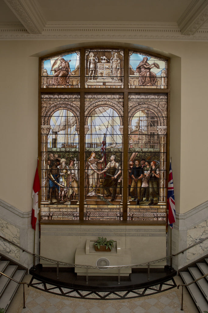 Old City Hall Stained Glass II