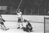 Darryl Sittler's 10 point game - Feb 1976 photograph