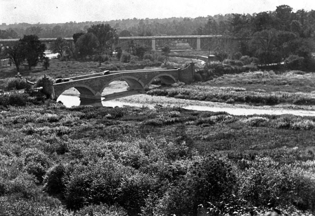 Bridges Over the Humber River 1924