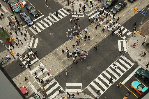 scramble intersection