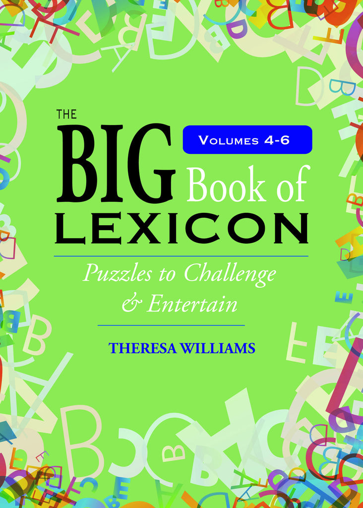 Big Book of Lexicon Vol. 4, 5, 6