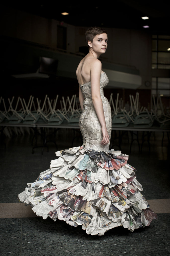 Recycled Gowns
