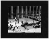 Matted: Princes Arrive At Union Station, 1927