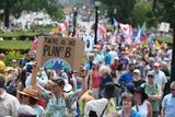 March for Jobs, Justice and Climate in Downtown Toronto